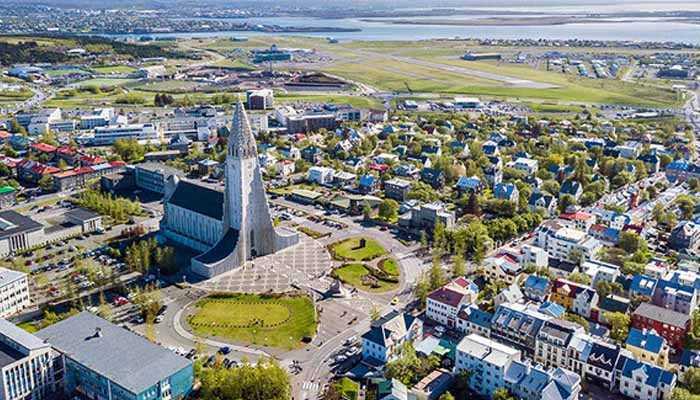 Sitios Turísticos en reykjavik