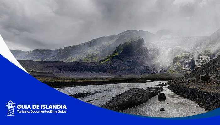 Clima de Islandia