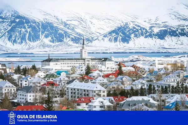 Trabajo en Islandia